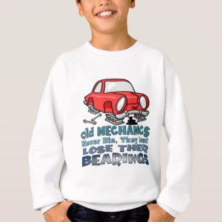 Alte Mechaniker Sweatshirt