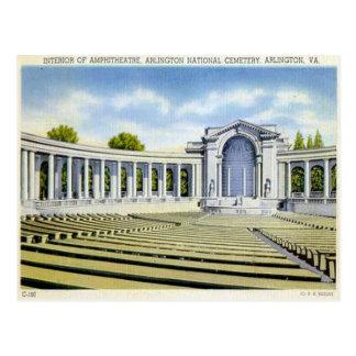 Alte Postkarte - Arlington, Virginia, USA