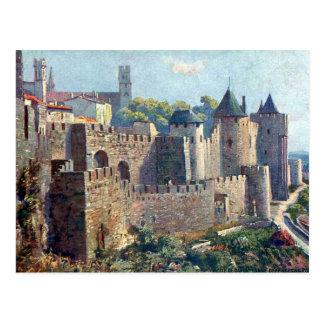 Alte Postkarte - Cité De Carcassonne, Aude