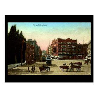 Alte Postkarte - Haverhill, Massachusetts