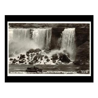 Alte Postkarte - Niagara Falls