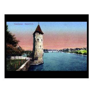 Alte Postkarte - Rheinfelden, Aargau, die Schweiz