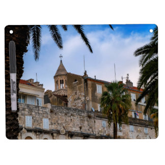 Alte Stadt, Spalte, Kroatien Trockenlöschtafel Mit Schlüsselanhängern