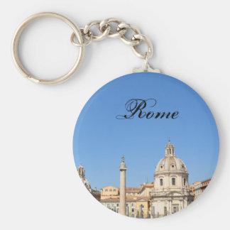 Alte Stadt von Rom, Italien Schlüsselanhänger