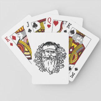 Alte Welt Sankt Spielkarten