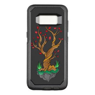 Alter Baum/neues Wachstum OtterBox Commuter Samsung Galaxy S8 Hülle