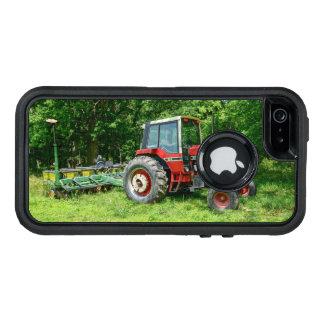 Alter internationaler Traktor OtterBox iPhone 5/5s/SE Hülle