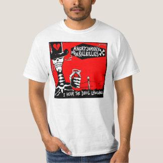 Alter Kratzer-ICh hören das Teufel-Lachen T-Shirt