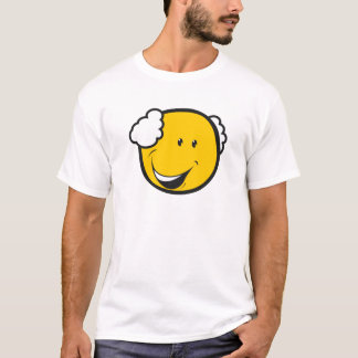 Alter Mann Emoji T-Shirt
