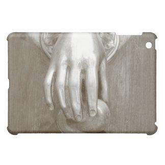 Alter Tür-Klopfer iPad Mini Hülle