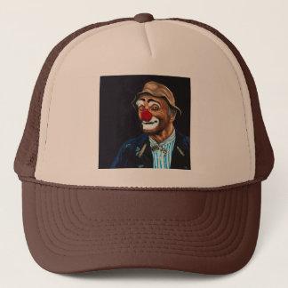 Älterer Billy der Clown Truckerkappe