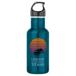 Alternative Logo-Wasser-Flasche Trinkflasche