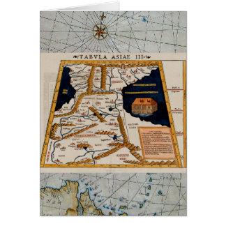 Altes Armenien Karte