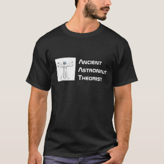 Altes Astronauten-Theoretiker-Shirt T-Shirt
