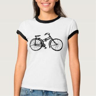 Altes Fahrrad Tshirt