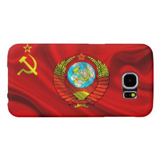 Altes kommunistisches UDSSR-Flaggen-Gewebe