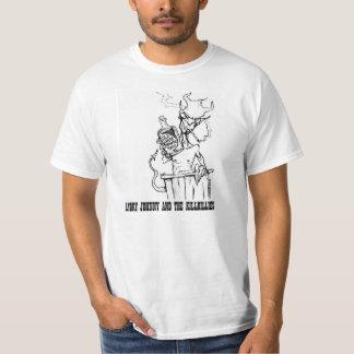 Altes Kratzer-Tornado-Stärkungsmittel T-Shirt