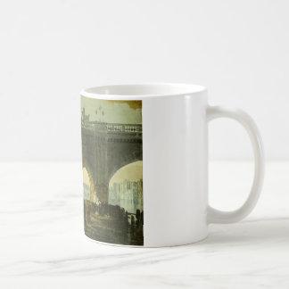 Altes London Brige durch William Turner Kaffeetasse