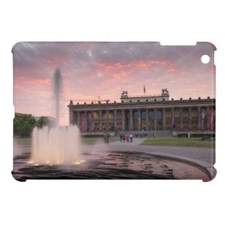 Altes Museum und Lustgarten in Berlin Hüllen Für iPad Mini