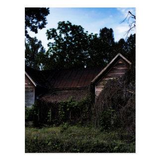 Altes Verzicht-Haus Postkarte