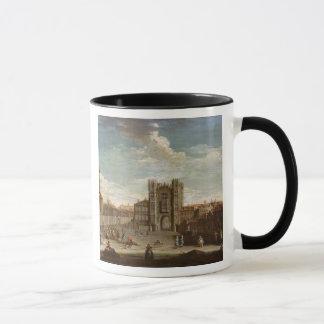 Altes Whitehall und der geheime Garten Tasse