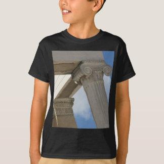 Altgriechische Architekturspalten T-Shirt