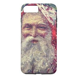 Altmodisches viktorianisches Heiliges Nicholas iPhone 8 Plus/7 Plus Hülle