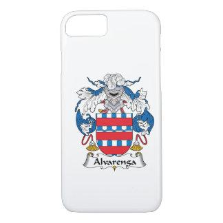Alvarenga Familienwappen iPhone 7 Hülle