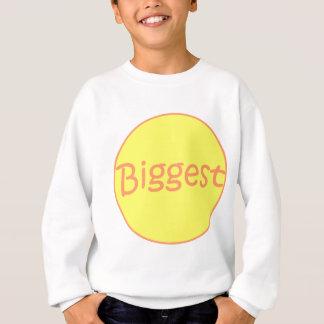 Am größten sweatshirt