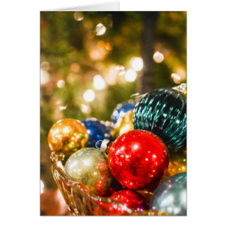 Amana Kolonien-Weihnachtskarte Karte