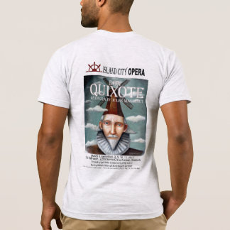 AmApparelBasicMens Don Quichote T-Shirt
