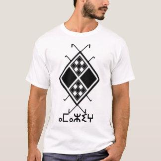 Amazigh Entwurf T-Shirt für Männer