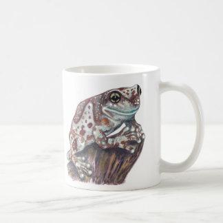 Amazonas-Milch-Frosch-Grafik-Tasse Kaffeetasse