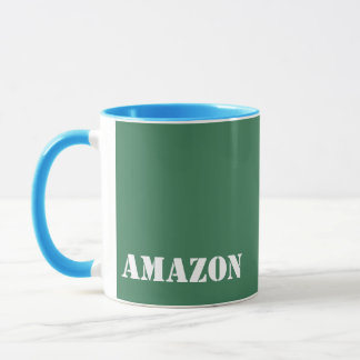 Amazonas Tasse