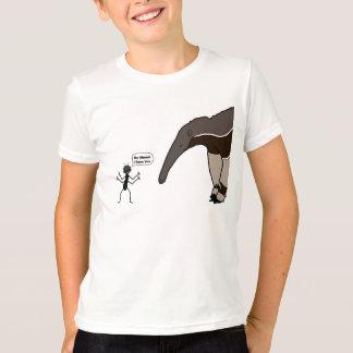 Ameise gegen Anteater-Shirt T-Shirt