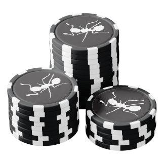 Ameise Pokerchips