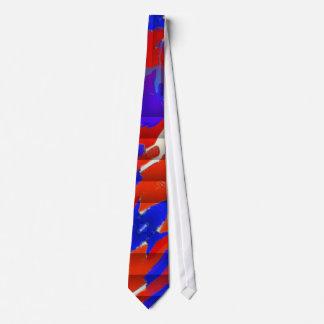 Amerika Personalisierte Krawatte
