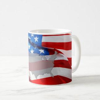 Amerika-Tasse Kaffeetasse