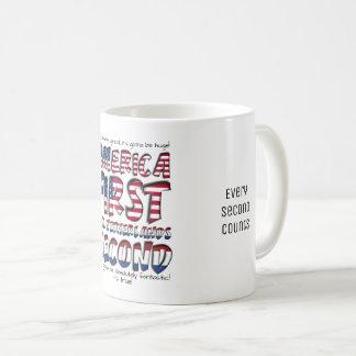 Amerika zuerst die niederländische zweite kaffeetasse