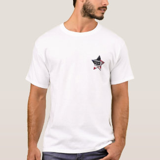 Amerika-Zuhause vom tapferen T-Shirt