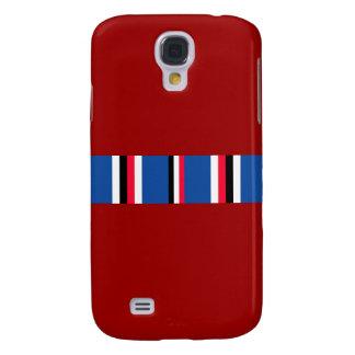 Amerikaner Campaigne Medaillen-Band Galaxy S4 Hülle