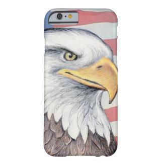 """Amerikaner-Eagle"" Telefon-Kasten Pauls McGehee Barely There iPhone 6 Hülle"