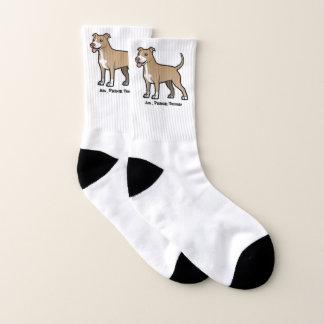 Amerikaner Pitbull Terrier Socken