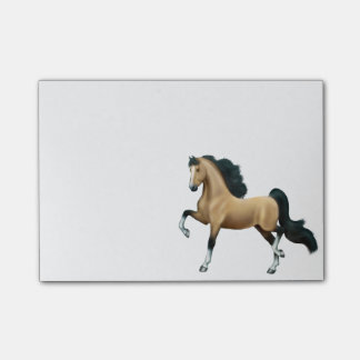 Amerikaner Saddlebred Gaited Post-it Klebezettel