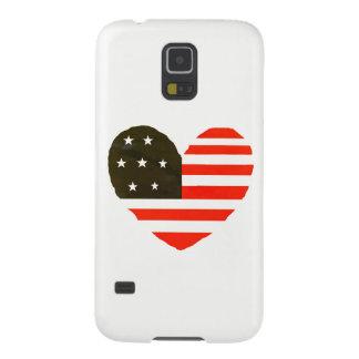 Amerikanische Flagge Samsung S5 Hülle