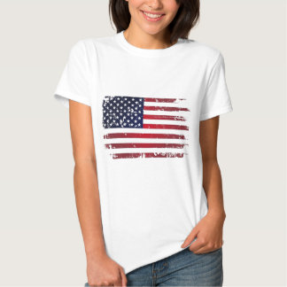 Amerikanische Flagge Tshirts