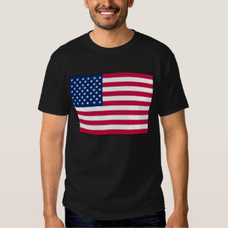 Amerikanische Flagge USA Hemden