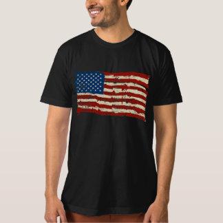 amerikanische Flagge - USA T-Shirt
