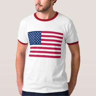 Amerikanische Flagge USA T-Shirt