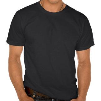 amerikanische Flagge zerrissener Text USA T Shirt